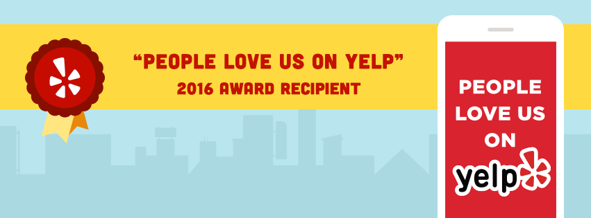2016 Yelp Award Winner - Miss Harlequin!!!