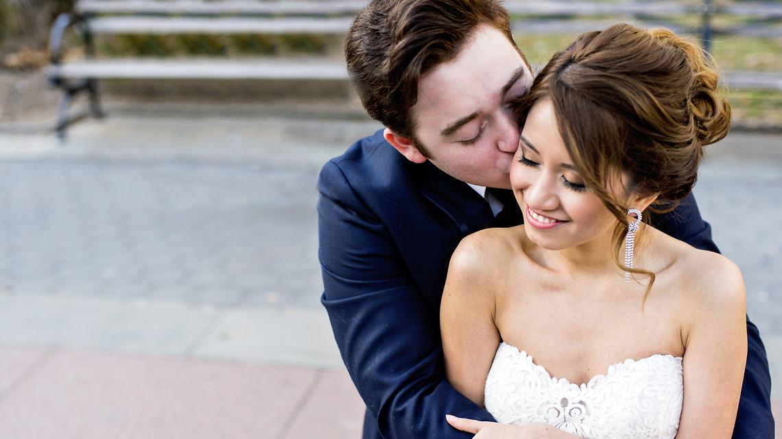 Wedding Makeup - Wedding of Danny & Melissa