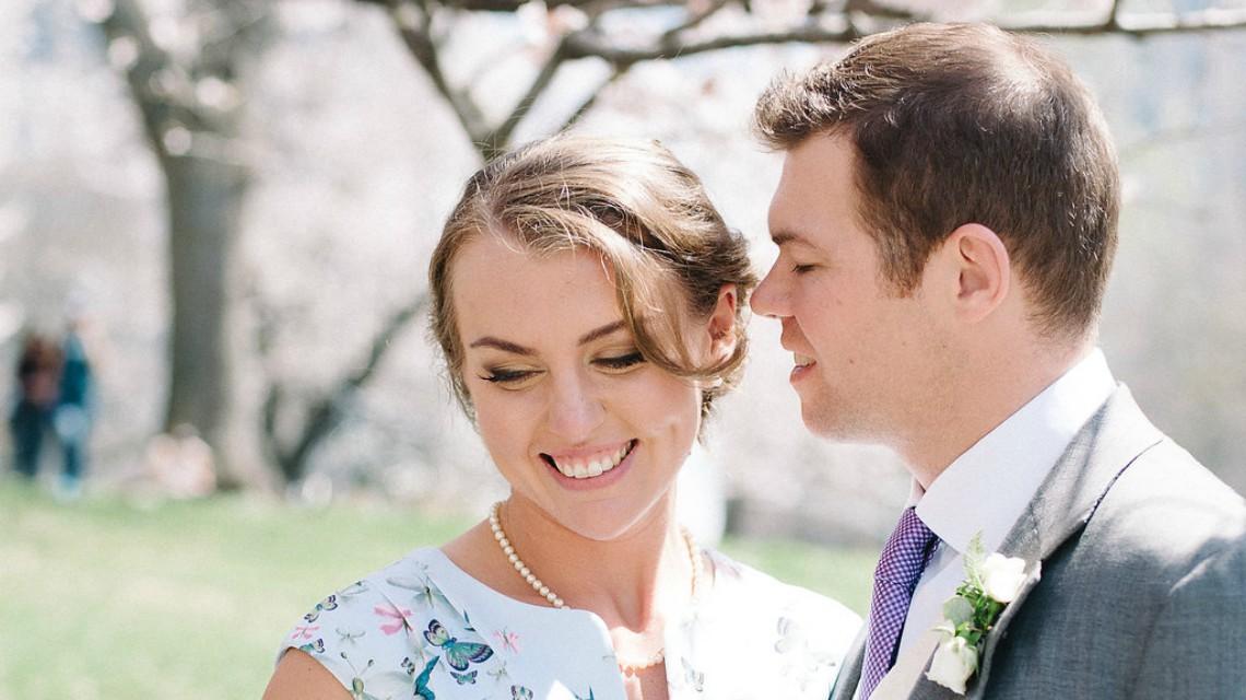 Wedding of Sarah & Matt - Wedding Hairstyles