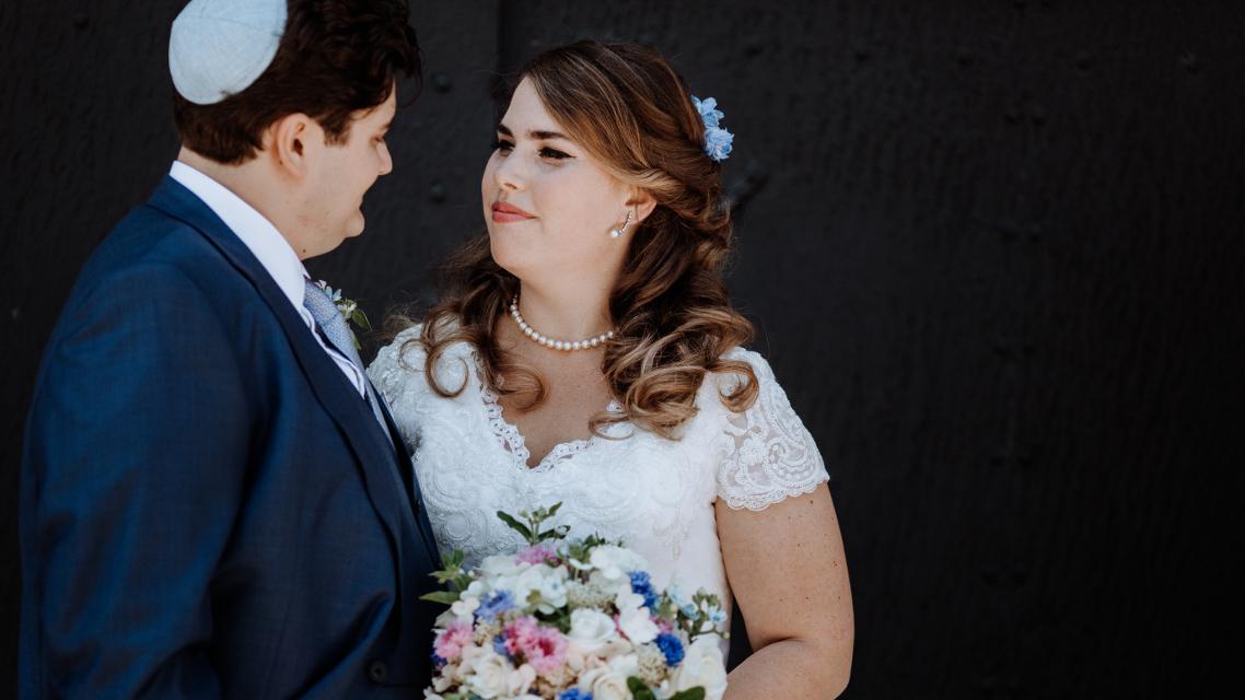 Wedding of Shayna & Jason - Wedding Makeup & Hairstyle